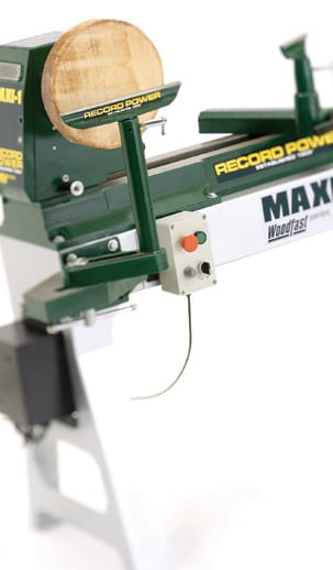 Record Power Maxi 1 Heavy Duty Woodturning Lathe – Review | Data ...