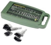 Record Power Forstner & Plug Cutter Sets
