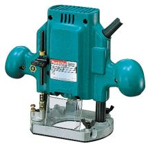Bosch GKF600 Palm Router with TE600 Plunge Base