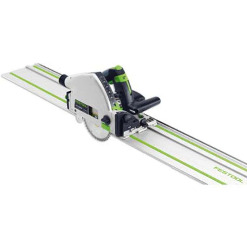 Festool TS55REBQ+FS Circular Saw & Guide Rail