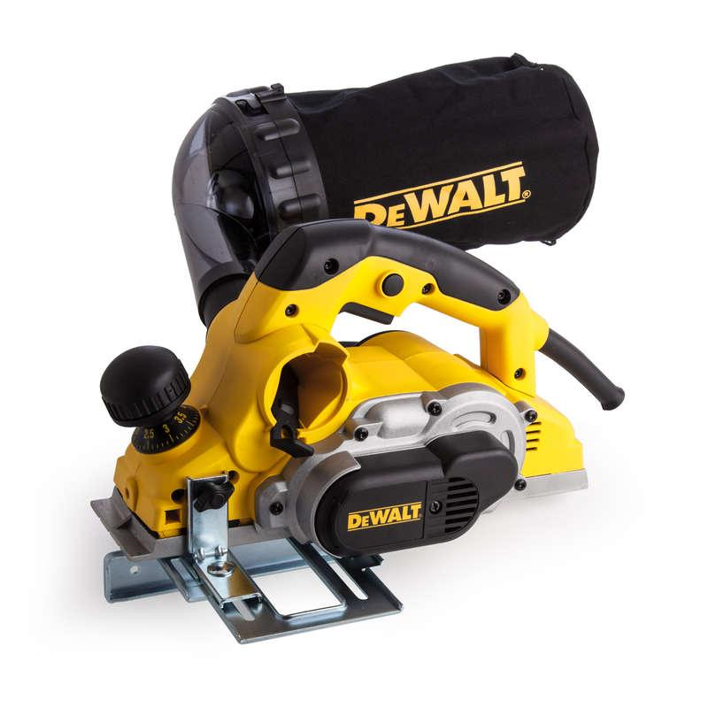 Dewalt D26500K 4mm Depth Heavy Duty Planer