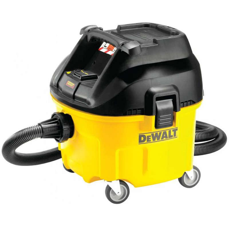 DeWALT DWV901L 33L Construction Dust Extractor L Class