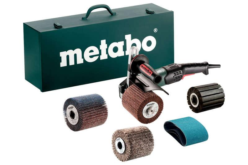 Metabo SE17-200RT Burnishing Machine Set