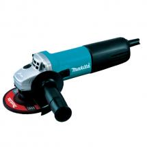 Makita 9557NBRX1 115mm Angle Grinder with Diamond Blade