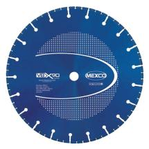 Mexco Vacuum Brazed Multi-Use X90 Grade Diamond Blades