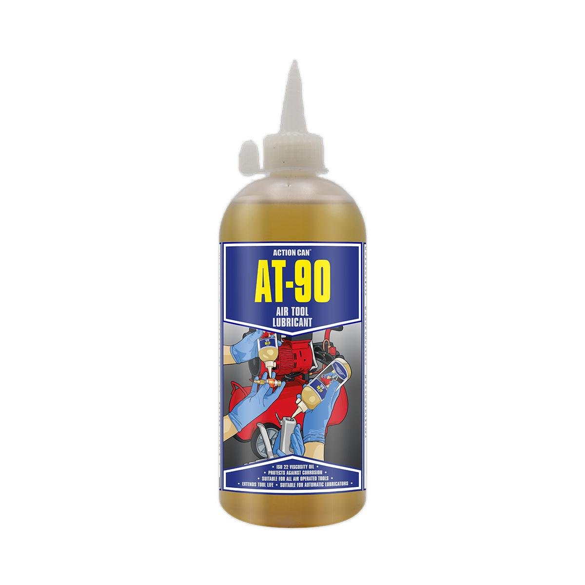 AT-90 Airtool Lubricant 500ML Bottle
