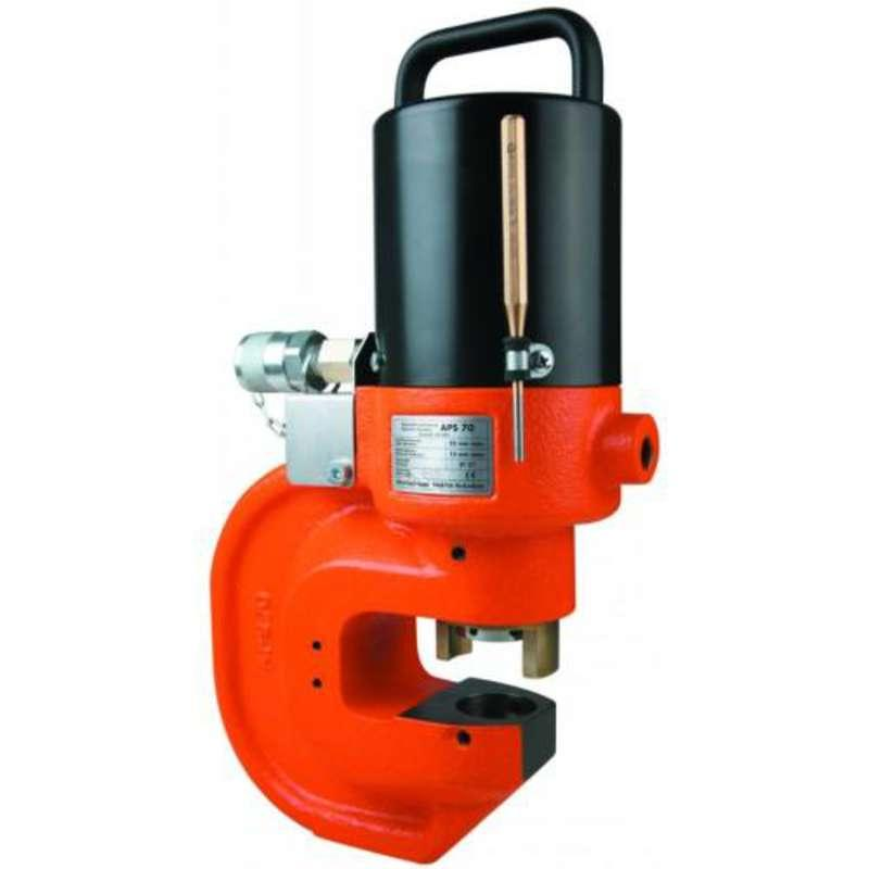 Alfra APS70 Hydraulic Punching Unit with auto return stroke