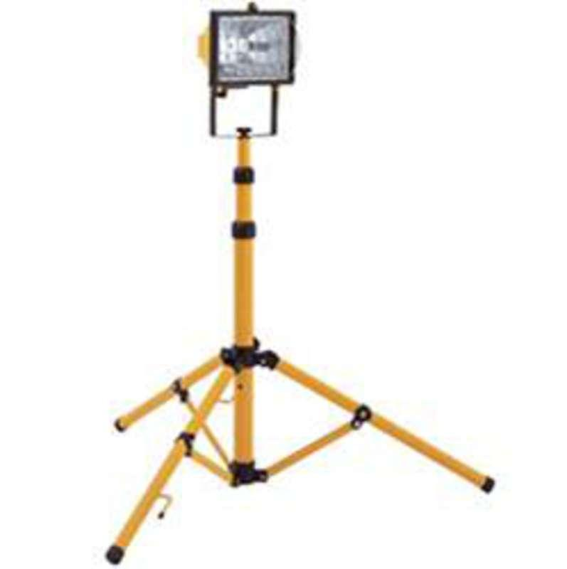 Defender 110v 500w Tripod Light