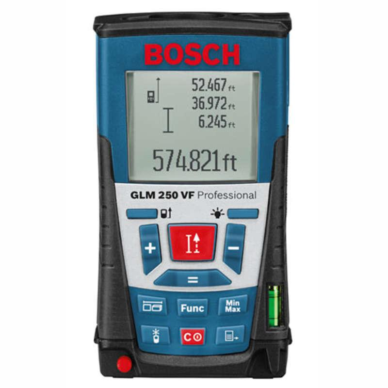 Bosch GLM250VF Laser Range Finder 250m