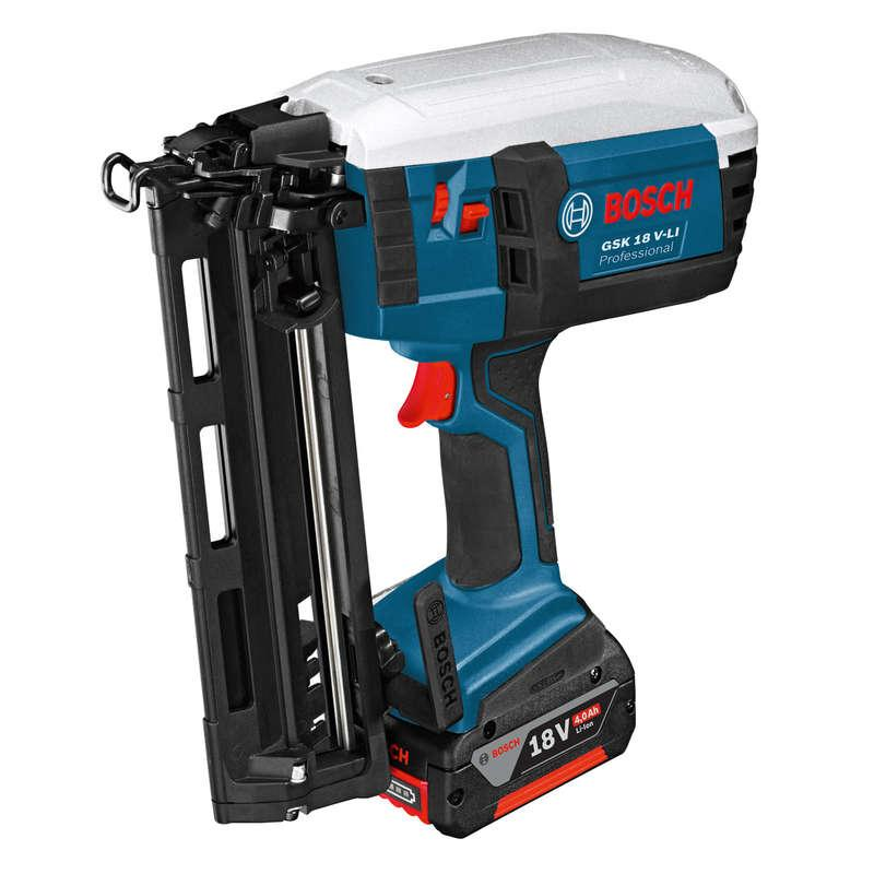 Bosch GSK18V-LI 18v Finishing Nailer