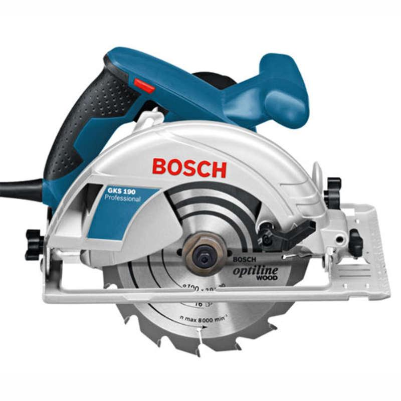 Bosch GKS190 190mm Hand-held Circular Saw 240v