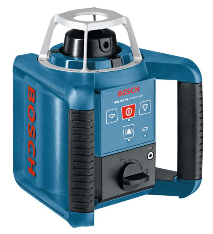Bosch GRL300HV Professional Rotary Laser Level Set