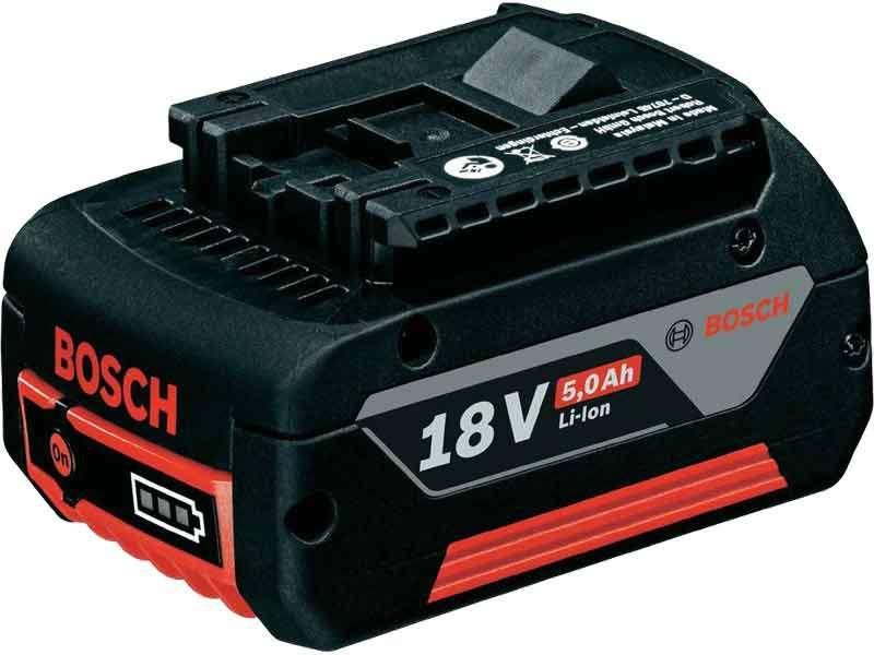 Bosch GBA 5.0 Ah CoolPack Li-Ion Battery 18 Volt