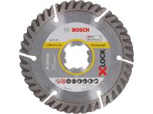 Bosch Diamond Disc XLOCK Std Universal 115mm x 22,23mm Blade