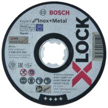 Bosch X-LOCK Expert Metal INOX 115x22mm Straight Cutting Disc