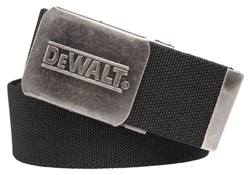 DeWALT One size Black Stretch Belt