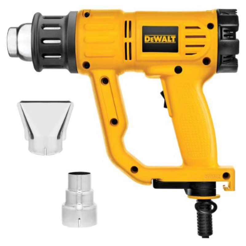 DeWalt D26411 1800W Heat Gun with 240V Dual Air Flow