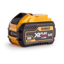 DeWALT DCB547-XJ XR 18v / 54v FLEXVOLT Battery 9.0AH
