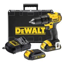 DeWALT DCD780C2 18V XR Compact Drill Driver with 2 Batteries
