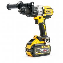 DeWALT DCD996X1 18V XR Brushless Combi Drill FLEXVOLT 9.0ah Battery