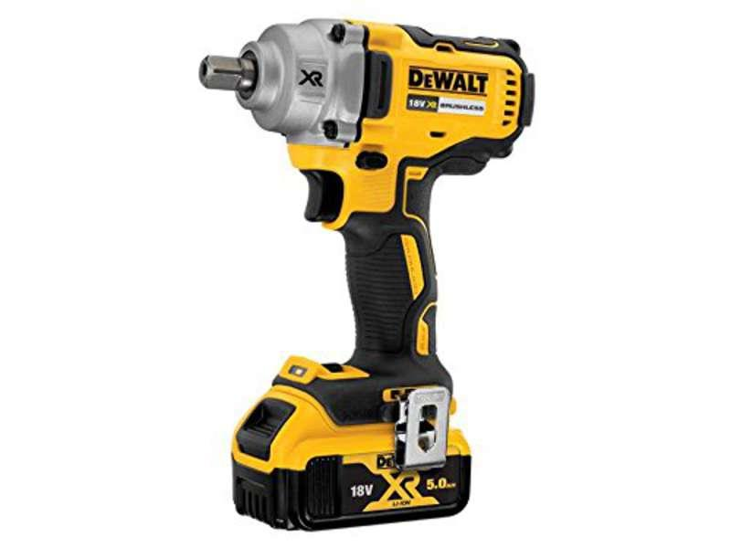 DeWALT DCF894P2-GB 18V XR 1/2inch Compact High Torque Impact Wrench