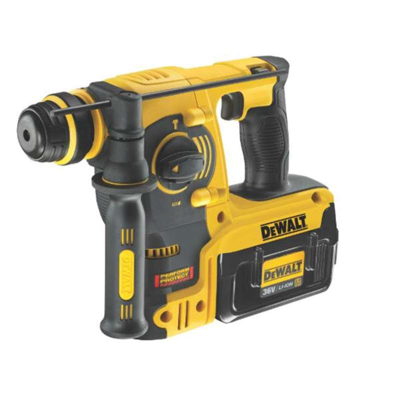 DeWALT DCH363D2 36V Frameless SDS-Plus Hammer 2 x 2.0Ah Batts