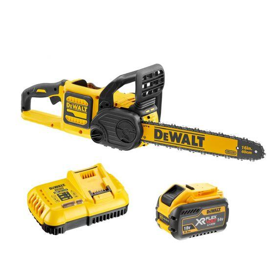 DeWALT DCM575X1-GB 54V Flexvolt Chainsaw - 1x Battery