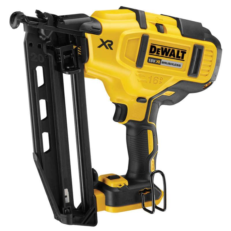 Dewalt DCN660N-XJ 18V Brushless 2nd Fix Nailer Body Only