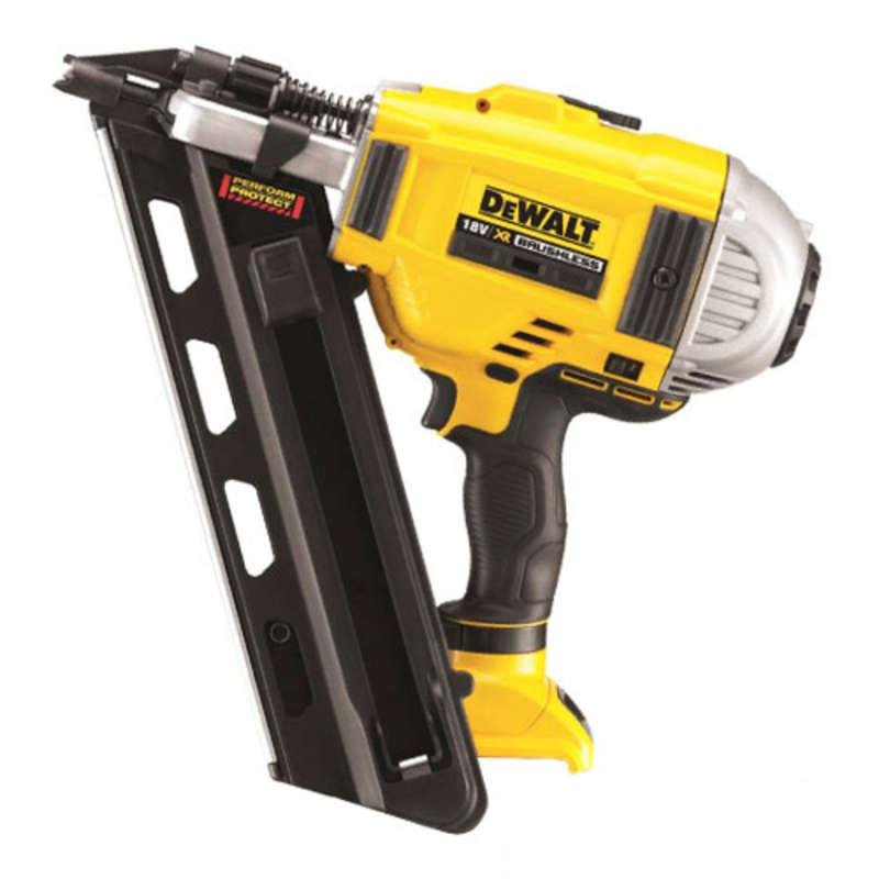 Dewalt DCN692N-XJ 18V 90mm 2 Speed Framing Nailer Body Only