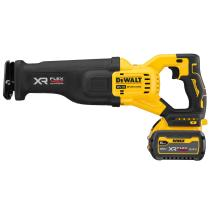 DeWalt DCS386T1-GB 18v XR High Power Reciprocating Saw With Flexvolt Advantage 1x 6Ah Battery