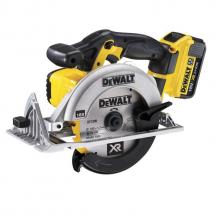 Dewalt DCS391M2 18V XR Circular Saw 2 x 4.0Ah Batteries