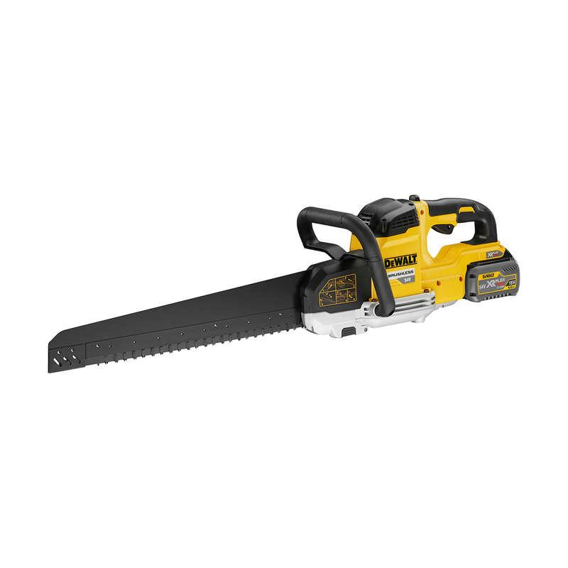 DeWALT DCS397T2 54v XR FLEXVOLT Alligator Saw 2 x 6.0ah Batteries