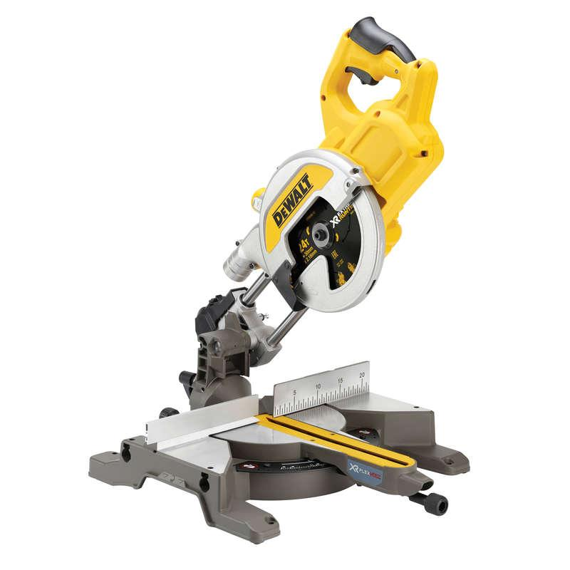 DeWALT DCS777N 54v XR FLEXVOLT 216mm Mitre Saw - Bare Unit