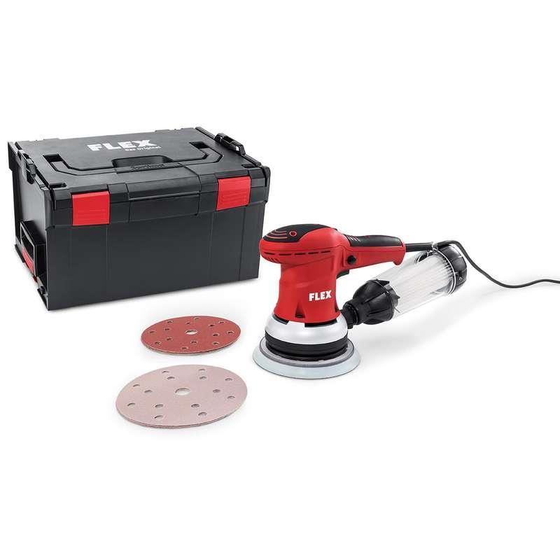 Flex ORE 150-3 Set 240v 150mm Randon Orbit Sander