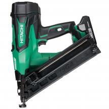 Hitachi NT1865DBAL Brushless Finish Nailer Kit (Angled)
