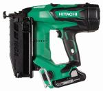 Hitachi HiKOKI NT1865DBSL Brushless Finish Nailer Kit (Straight)