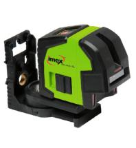 Imex LX22 Crossline Laser Level with Tripod