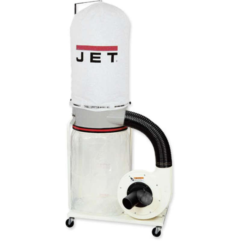 ... Dust Extractors - JET DC1100A Dust Extractor 1PH - Data Powertools Ltd