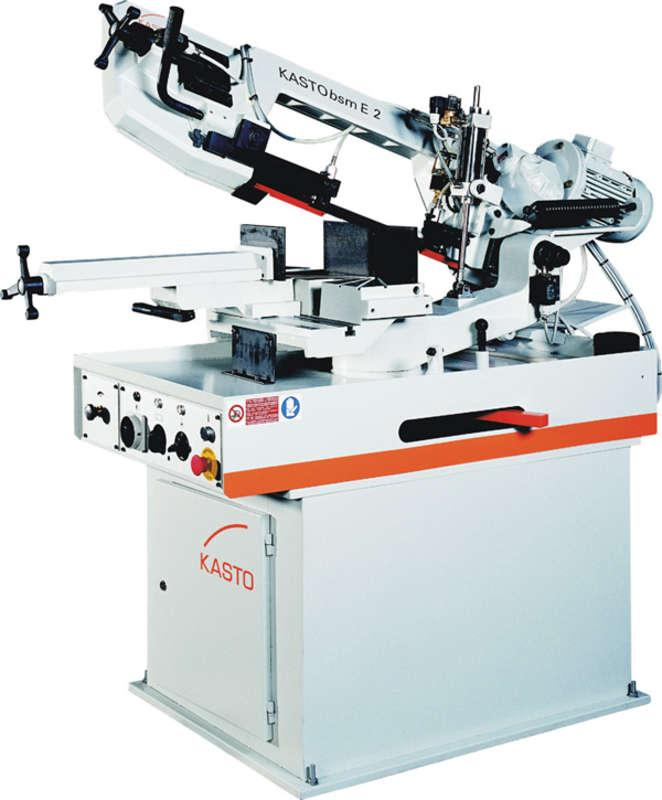 Kasto BSMe2 Semi Automatic Metal Band Saw