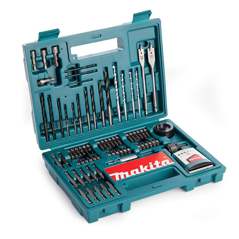 Makita B-53811 100pc General Purpose Drill & Screwdriver Bit Accessory Set