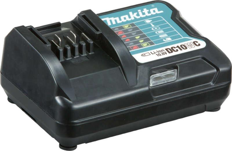 Makita DC10WC 10.8v Li-ion Battery Charger