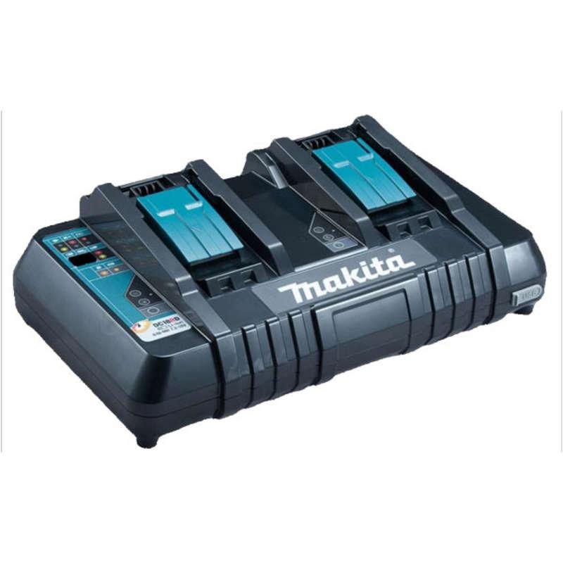 Makita DC18RD Dual Battery Charger with USB Port
