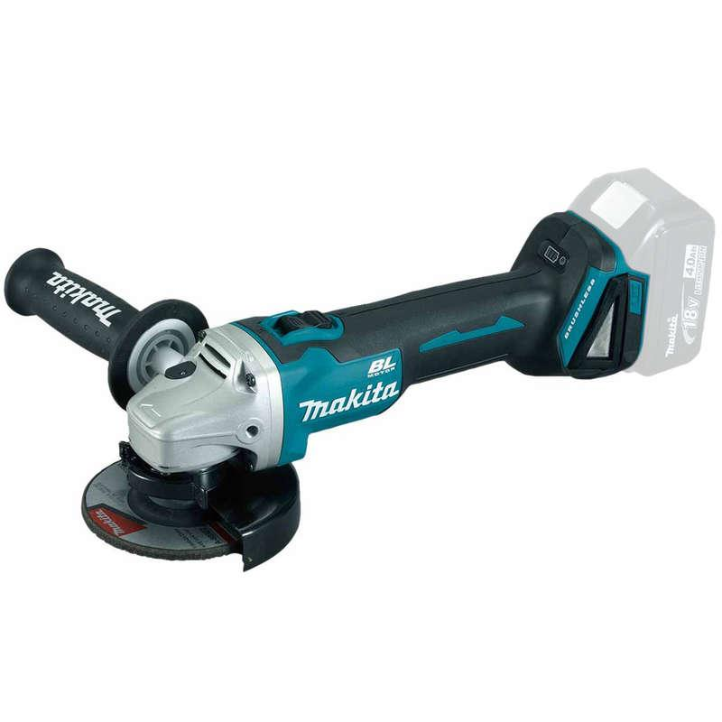 Makita DGA454Z 18v 115mm LXT Brushless Angle Grinder (Body Only)