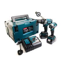 Makita DLX2176TJ 18v 2 Piece LXT Combo Kit with 2x5.0ah Batteries