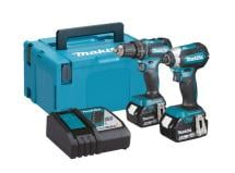 Makita DLX2283TJ 18v Brushless Twinpack with 2x 5.0ah Batteries