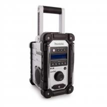 Makita DMR109 DAB Radio White