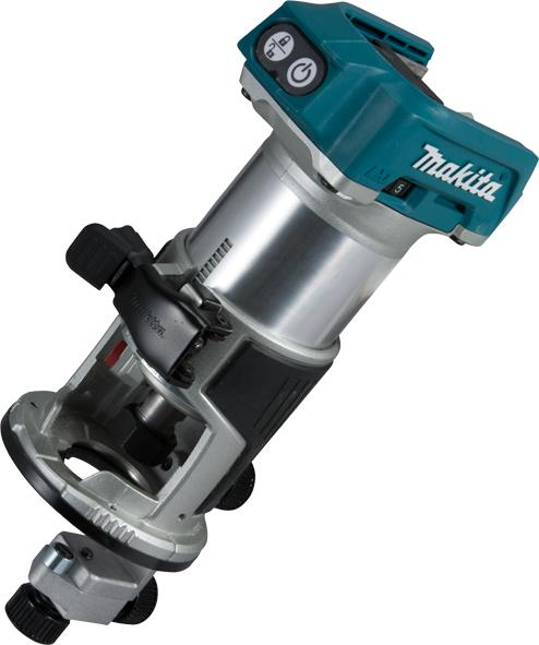 Makita DRT50ZJ 18V Brushless Router Trimmer (Body Only)