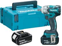 Makita DTW281RMJ 18v Brushless Impact Wrench LXT