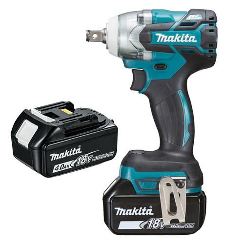 Makita DTW285RMJX 18v Brushless Scaffolders Impact Wrench 2x4ah