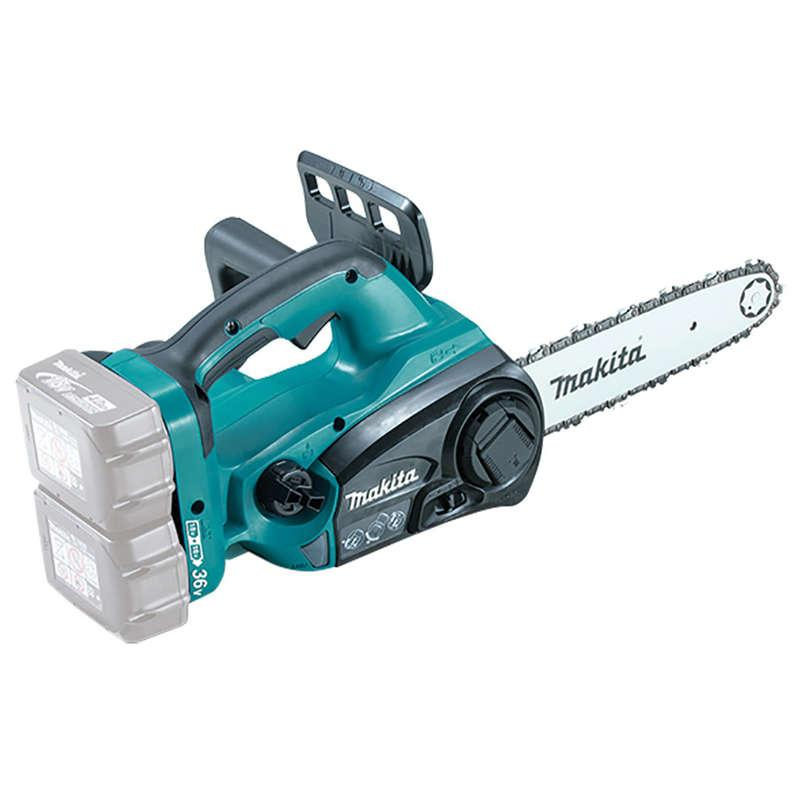 Makita DUC252Z 18Vx2 250mm Chainsaw LXT (Body Only)
